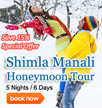 5 Night 6 Days Shimla Manali Honeymoon Tour