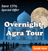 Overnight Agra Tour Package